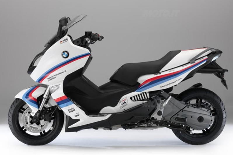 bmw c600 sport limited edition dtm replica news. Black Bedroom Furniture Sets. Home Design Ideas