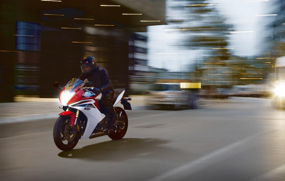 Фотографии Honda CBR600F…