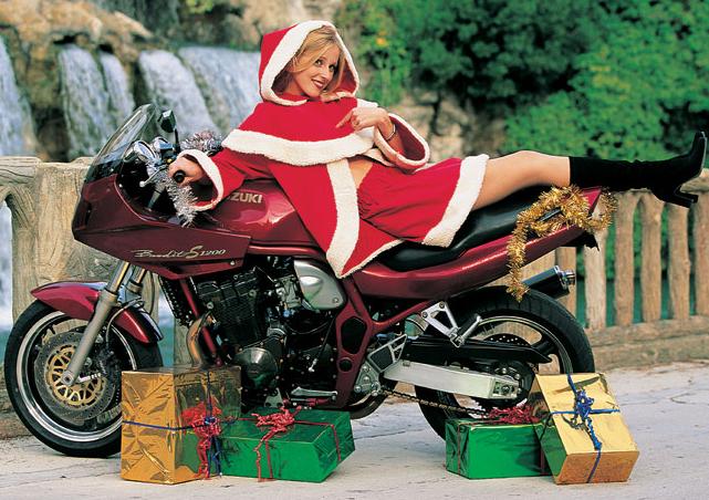 Ci vorrebbe una moto buon natale for Moto regalasi