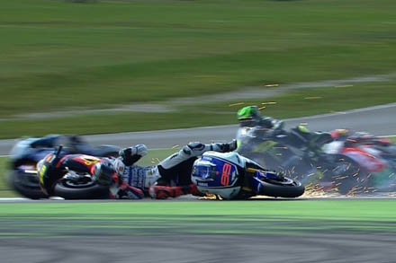 Incidente Lorenzo Aragon 2012