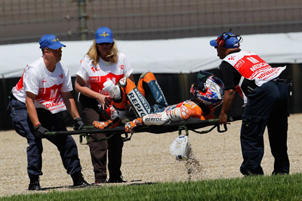 Stoner incidente indianapolis 2012
