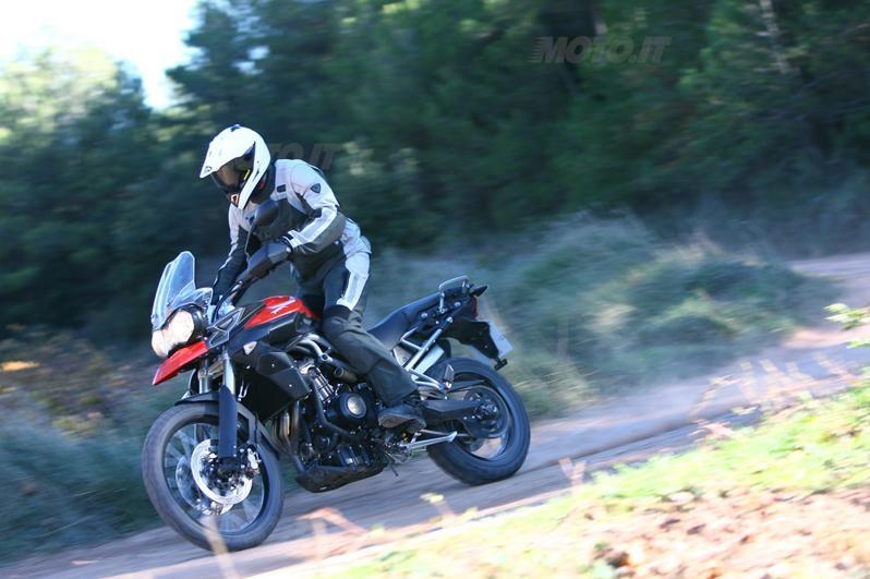Prova Triumph Tiger 800xc Prove Motoit Autos Post